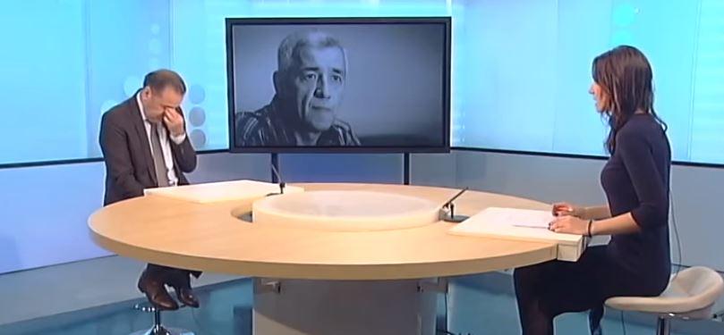 ВИДЕО: Министерот во живо не можеше да ги запре солзите додека раскажуваше за атентатот на Ивановиќ