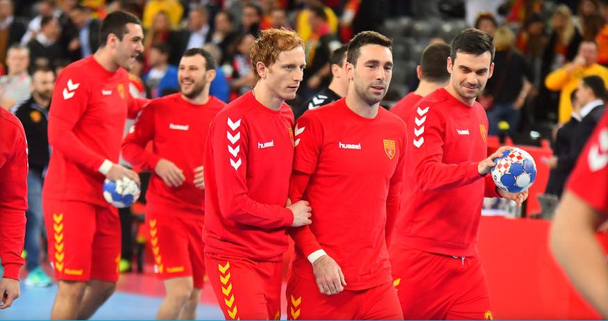 Еден од клучните македонски ракометари се жали на повреда- нема да игра утре?!