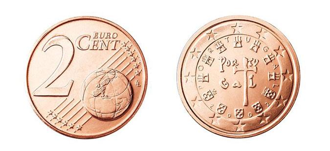 Италија ги укинува монетите од еден и два цента