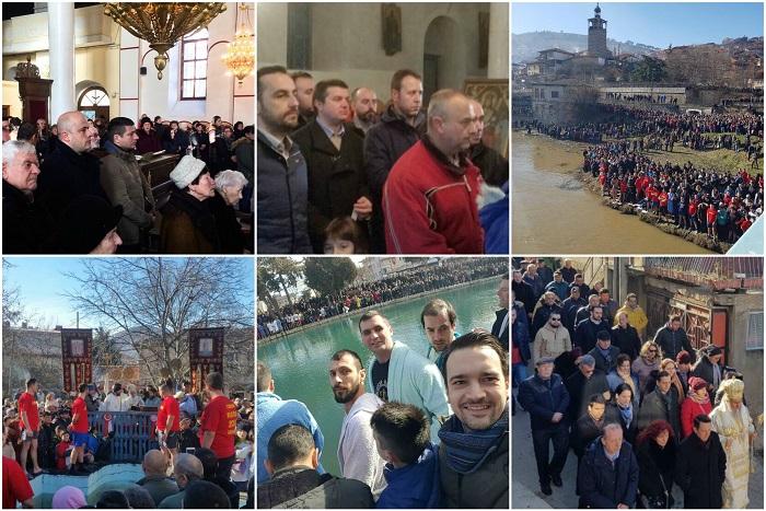 Извршниот комитет на ВМРО-ДПМНЕ денеска помеѓу граѓаните (ФОТО)
