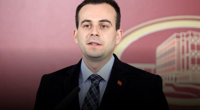 Наумовски: Предлозите на Нимиц далеку од достоинствено решение