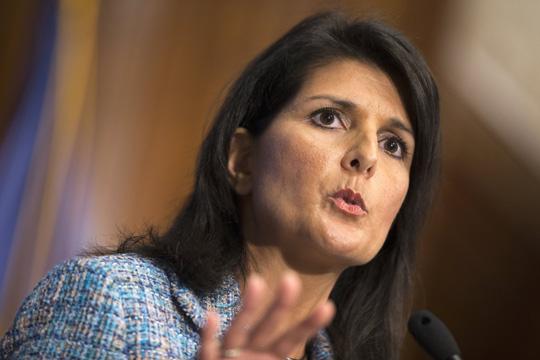 Хејли се закани со нови санкции кон Северна Кореја