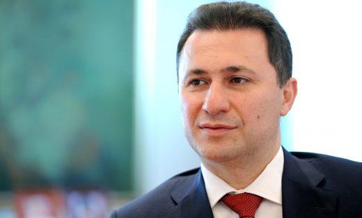 Груевски предупредуваше: Ако се направи грешка, таа ќе биде кобна, нема враќање назад (видео)
