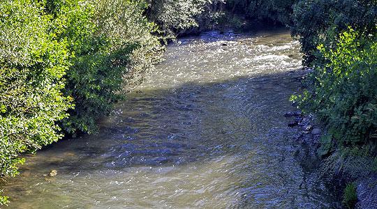 Намелено нивото на реките