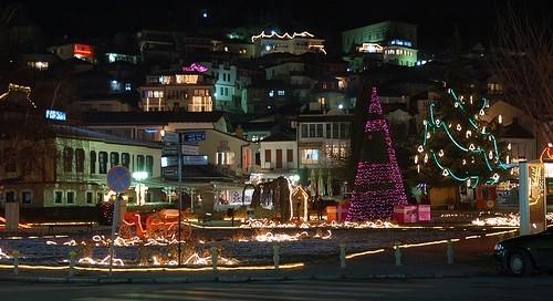 Момче повредено на новогодишната ноќ во Охрид