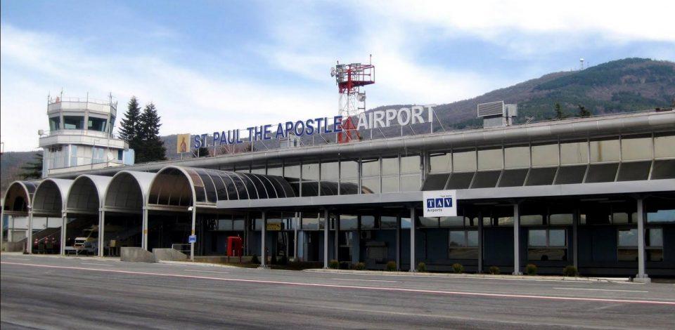 Четири лица уапсени на охридскиот аеродром