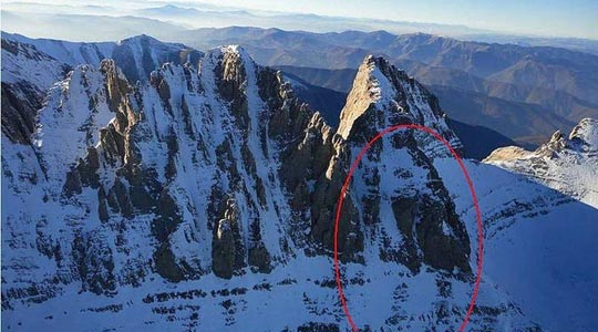 Повредената македонска планинарка со хеликоптер пренесена во болницата во Лариса