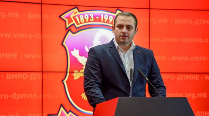 Ѓорѓиевски: Филип Петровски не е член на ВМРО-ДПМНЕ, нема кредибилитет да отвора прашања за фракционерство