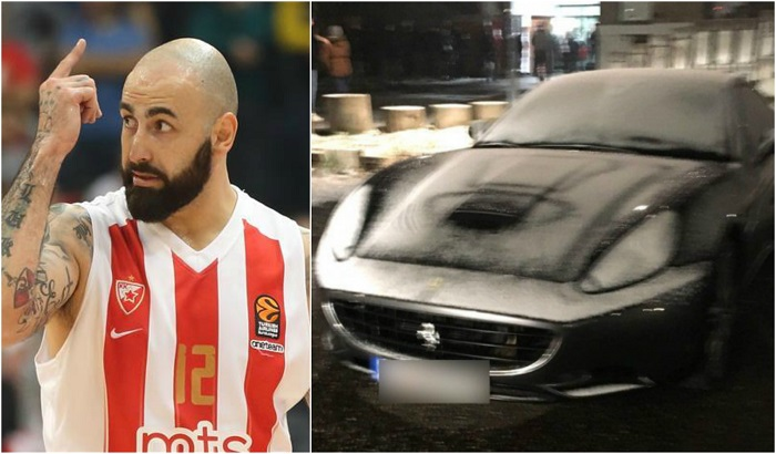 """ФОТО: Перо Антиќ се појави со ретко виден """"ѕвер"""" вреден 200.000 евра!"""