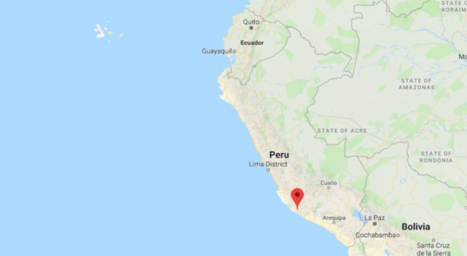 Земјотрес од 7,3 степени во Перу