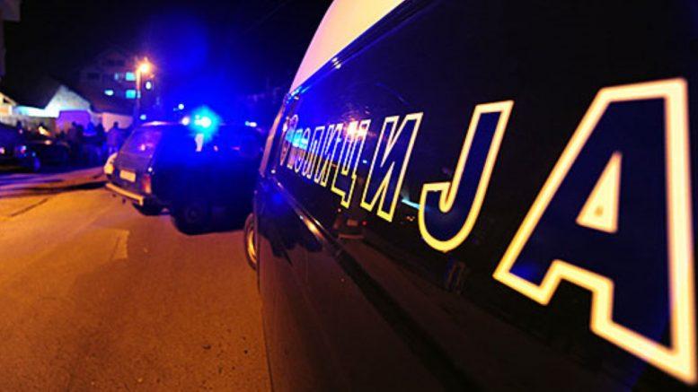"""Драма пред """"Сити Мол"""": Оружје и муниција пронајдени во паркиран автомобил, приведени три лица"""