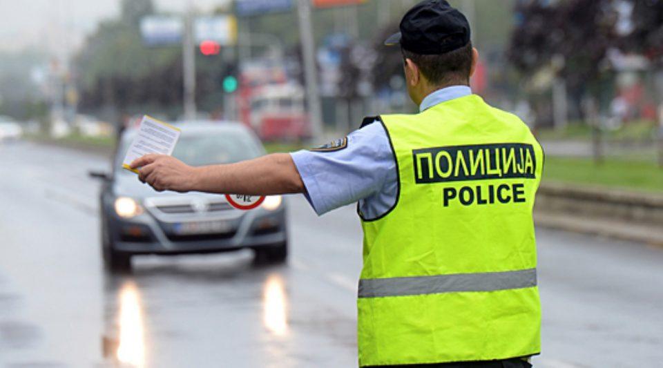 Полициски извештај за вчерашниот ден: Девет сообраќајки, едно лице тешко повредено, голем број казни и возила подигнати од пајак