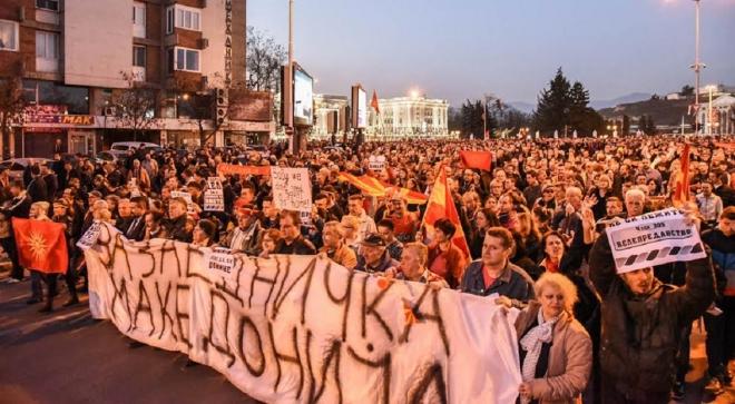 ВМРО-ДПМНЕ: Притворените се политички обвинети, мора да бидат ослободени