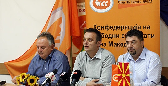 Владата молчи пред барањата на КСС: Има притисок врз синдикатите, а дијалог нема!