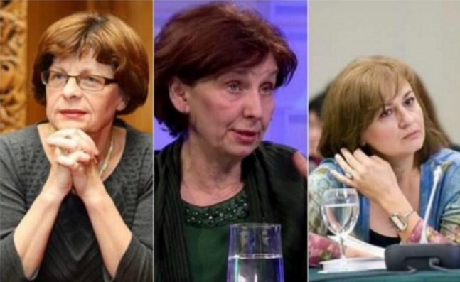 Отворено писмо на професорките: Иванов да стави вето, ако пратениците пак изгласаат двојазичност, на потег е Уставниот суд!