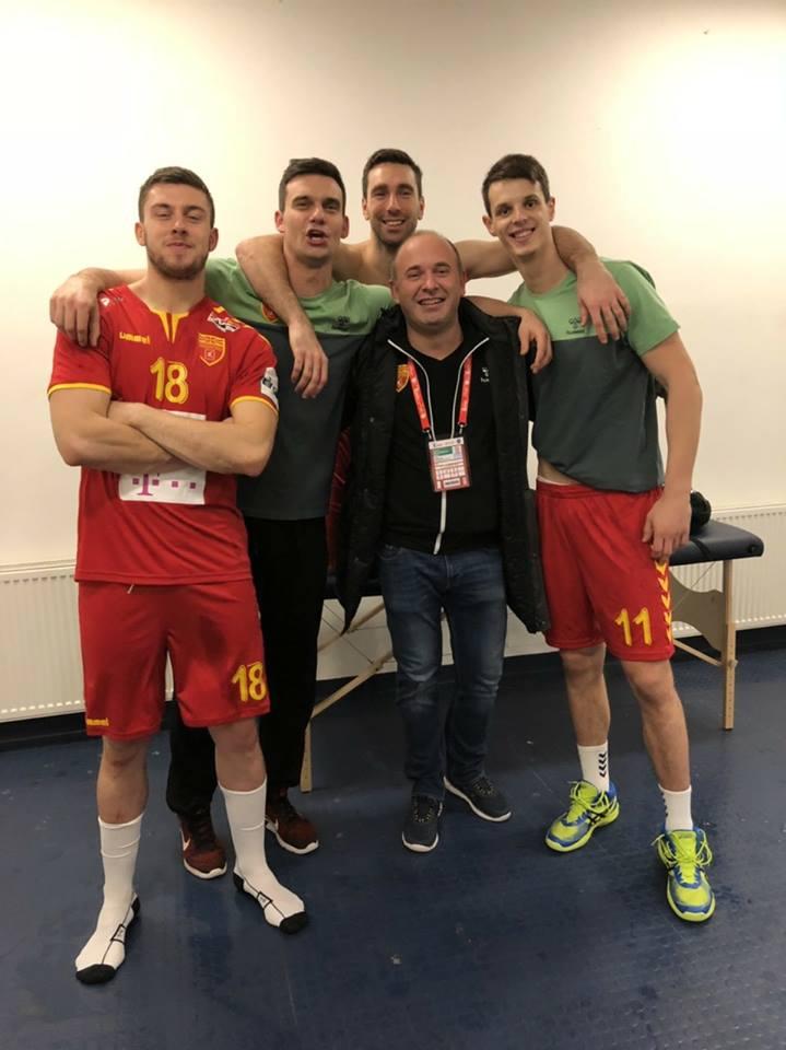 Филиповците први честитаат: Словенија, Црна Гора, па Германија… кој е следен!?