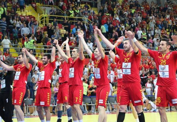 Македонија ги доби ривалите за ракометното СП 2019