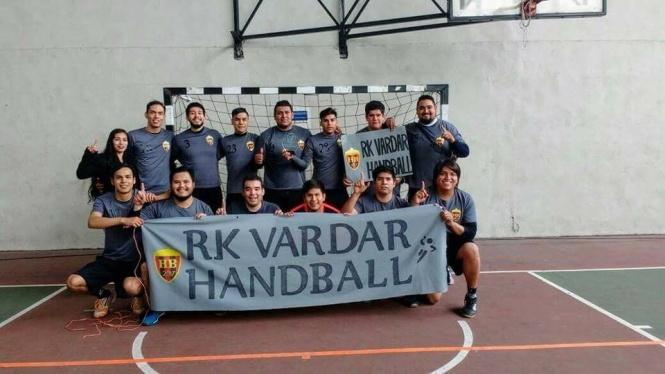 РК Вардар од Скопје до Мексико