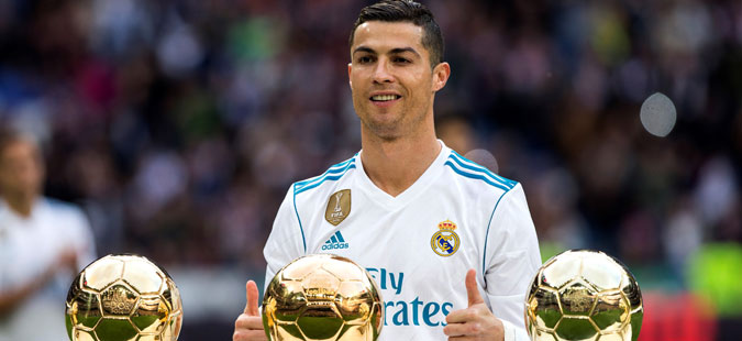 Три понуди за Роналдо стигнале во Реал