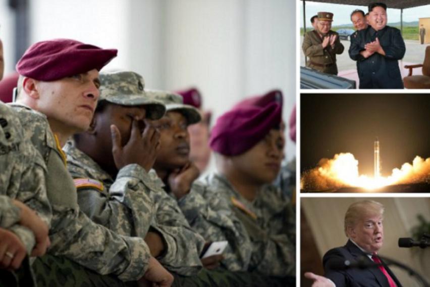Американската армија во тишина се подготвува за војна: Ако нѐ прашате дали сме подготвени за борба уште денес – одговорот е да!