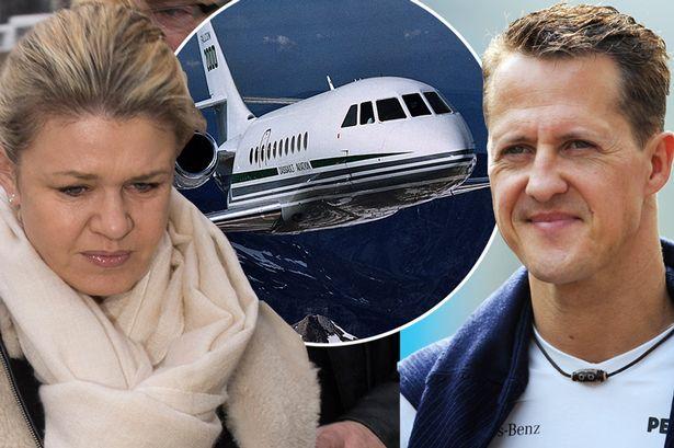 Ќе се шокирате кога ќе дознаете колку чини оздравувањето: Продадоа авион за да ги исплатат трошоците за лекувањето на Шумахер