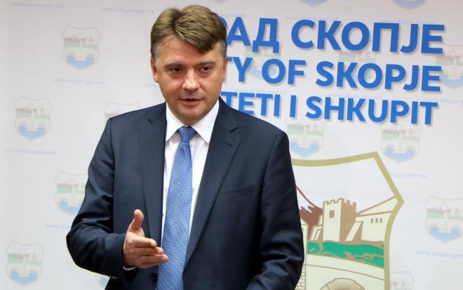 Советничка група на ВМРО-ДПМНЕ: Молкот на Шилегов за донирање на 100-те илјади евра кажува дека стојат лукративни интереси