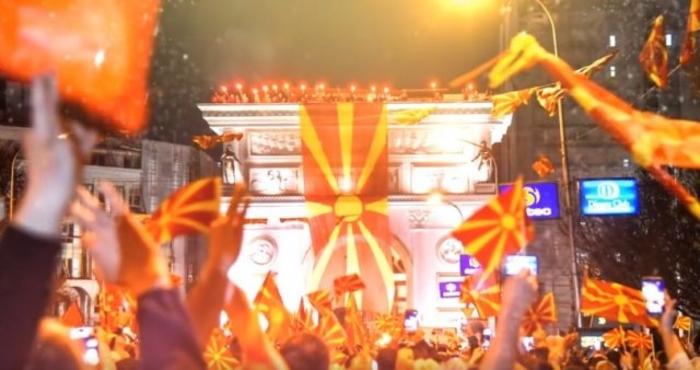 ВМРО-ДПМНЕ: Дури и студент од прва година на правни студии ќе воочи дека делото тероризам е политички монтиран случај