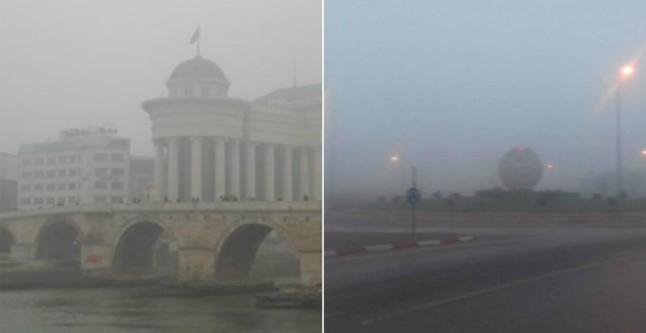 Ветувањето на СДСМ за чист воздух доживува фијаско – граѓаните се гушат во смог