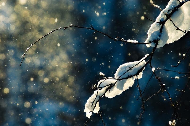 Слаб снег во Смојмирово, Кичево и Попова Шапка