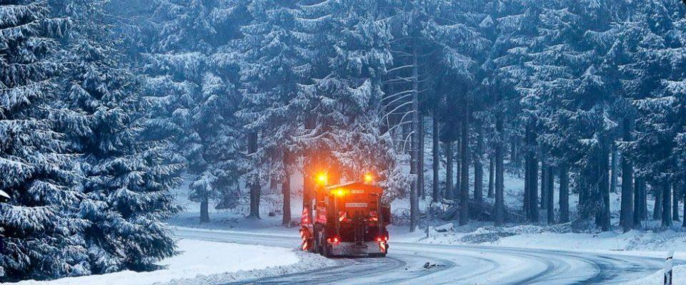 Германија се подготвува за зимска бура