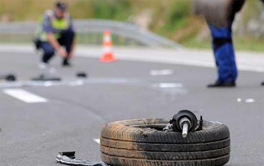 Во Скопје вчера 13 сообраќајки, еден тешко повреден