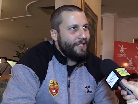 Стоилов открива: Кој е најголем лутко, а кој спанко во македонската репрезентација (ВИДЕО)