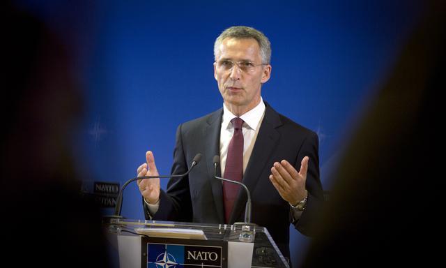 Генералниот секретар на НАТО во официјална посета на Македонија