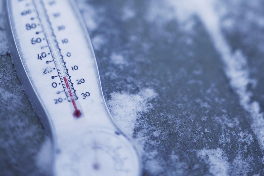 Утрово најладно во Берово, измерени -6 степени