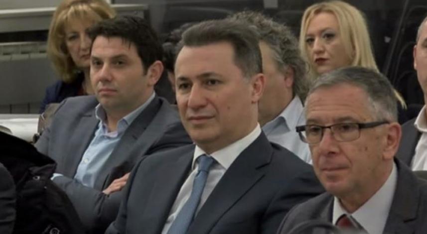 """Груевски, Јанакиески и Трајковски се изјаснија за невини во случајот """"ТНТ"""""""