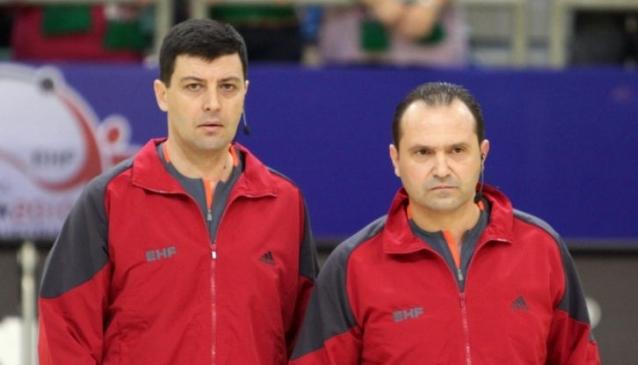 ФОТО: Ова се судиите за натпреварот Македонија-Словенија
