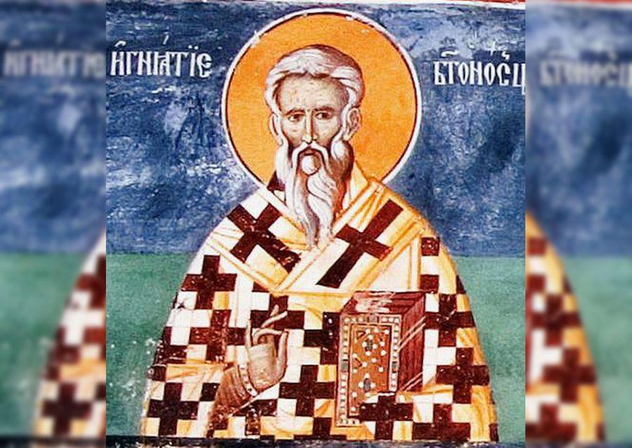 Денес е Св. Игнат, вечно име Иго, Игнатка, Игнат