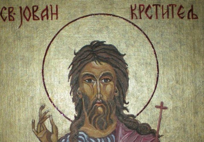 Денеска е Собор на Св. Јован Крстител, еве што се прави на овој ден