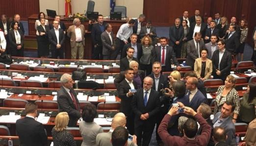 Џафери бил избран со 60 а не со 61 глас? Коцевски во судница сведочи дека Ахмети, Маноиловски и пратениците на БЕСА не гласале