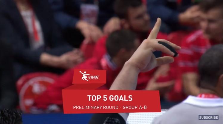 ВИДЕО: Ова се најдобрите 5 гола од првата фаза во групите А и Б- прво место за играчот на Вардар