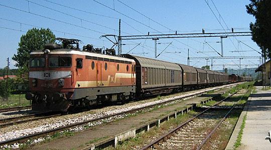 """На """"Табановце"""" откриени мигранти во вагон на товарен воз"""