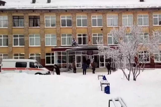 ФОТО+ВИДЕО: Крв низ училиштето- бројот на повредени се искачи на 15