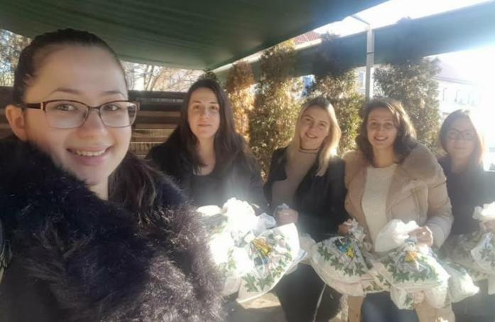 Унијата на жени на ВМРО-ДПМНЕ со низа хуманитарни активности (ФОТО)
