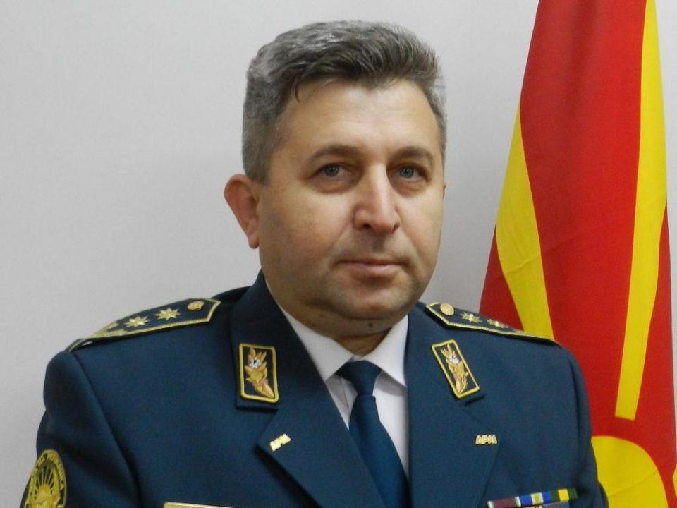 Делегација на АРМ во посета на вооружените сили на Албанија