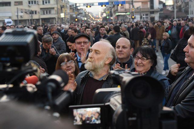 Побарано укинување на притворот за Владо Јовановски