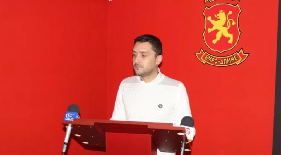 ВМРО ДПМНЕ ОК Охрид: СДС со брутална партизација и со некомпетентни кадри, Охрид го турка во хаос