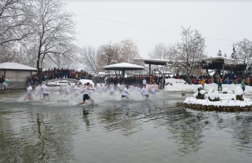 Во општина Илинден за Водици крстот ќе се положи во езерото на хотелот Белви