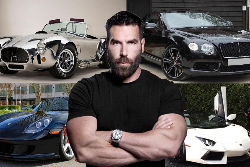 Неверојатна автомобилска колекција: Погледнете што вози кралот на Инстаграм (ФОТО)