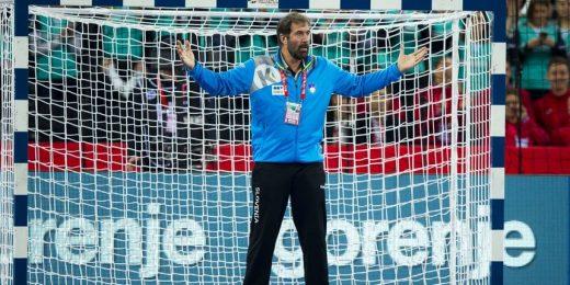 ЕХФ го казни Веселин Вујовиќ со 2.000 евра поради неспортско однесување