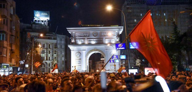 ВМРО-ДПМНЕ: Прогонот на десетици невини луѓе за фабрикувано дело тероризам мора да запре